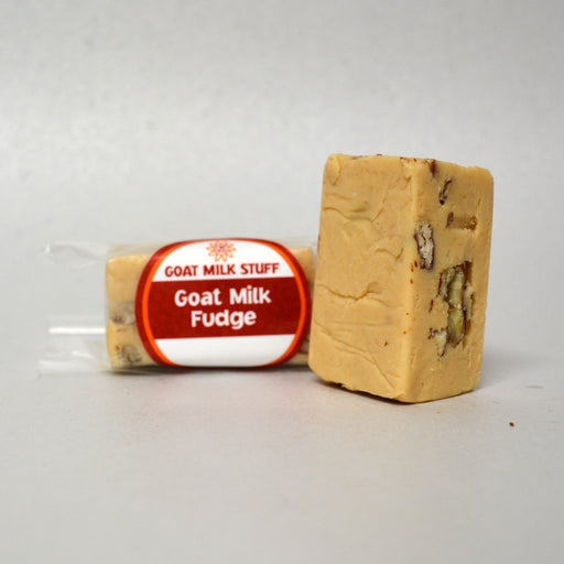 Butter Pecan Goat Milk Fudge