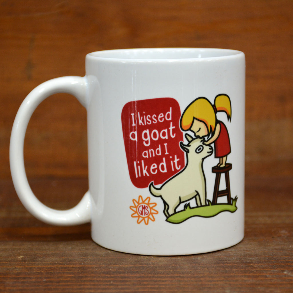 Goat Milk Stuff Small Mug