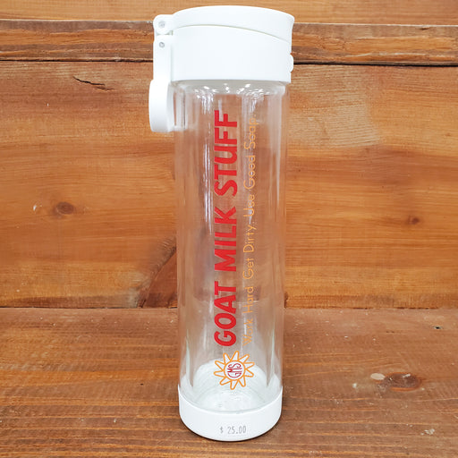Goat Milk Stuff Water Bottle