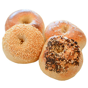 Sourdough Bagels - 1 Dozen (12)