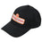 goat milk stuff ball cap - black hat
