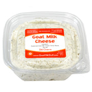 goat cheese chevre - dill
