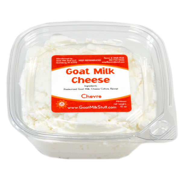 goat cheese chevre - plain original