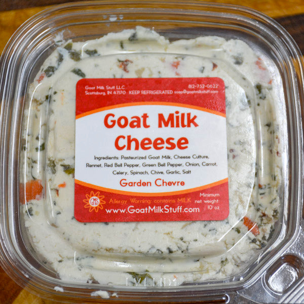 Garden Chevre <br>Goat Cheese