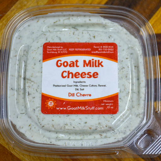 Dill Chevre <br>Goat Cheese