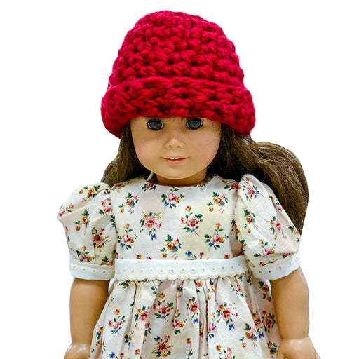 Doll Hats in Matching Colors