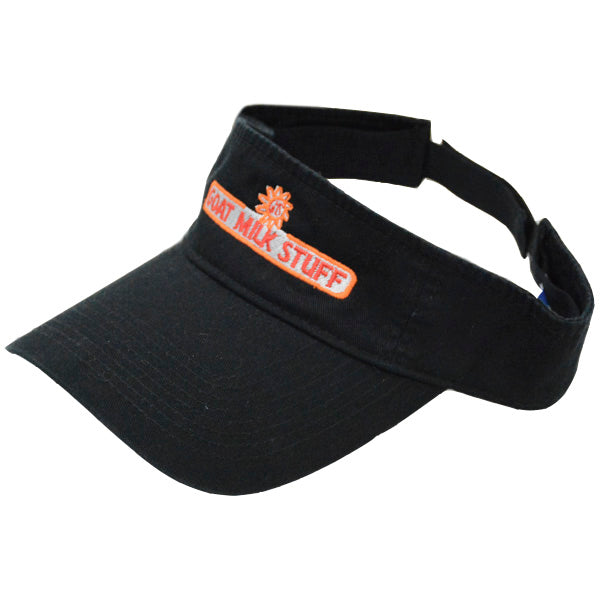 Goat Milk Stuff Visor Hat