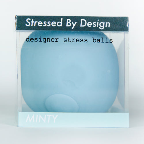 Designer Stress Ball - Minty