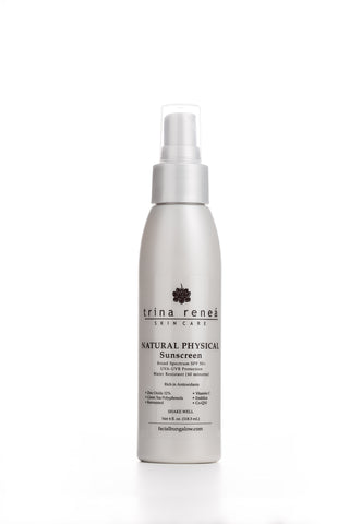 TRS Natural Physical SPF Spray - 857 (4 FL OZ)