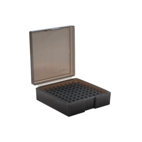 #1007 - Gray, 100 ct. Ammo Box, 44 Special-44 Mag