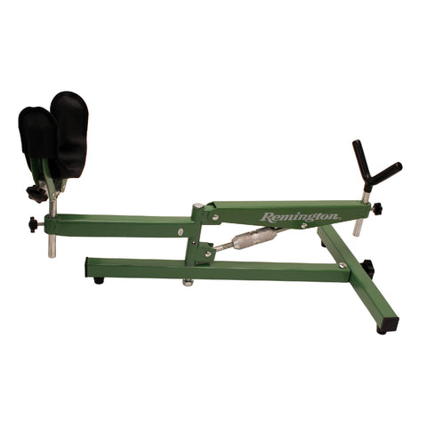 Remington Rangemaster Rifle Rest Green, Green, Rests & Support, Shooting Rests, Steel, Accuracy Products, 69.71, Allen Cases