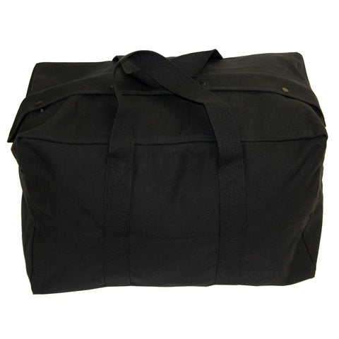 "Parachute Bag, 24""x15""x13"" - Black"