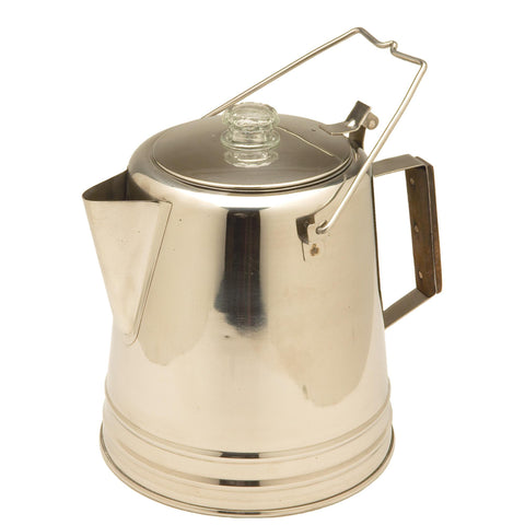 Percolator, Stainless Steel - 14 Cup