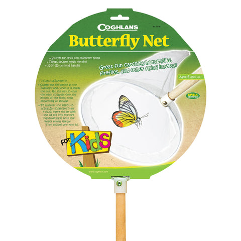 Butterfly Net for Kids, Toys, Promotional Items, 8.89, Coghlans
