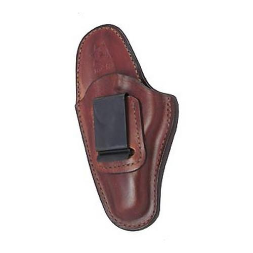 100 Professional Holster - Tan, Size 12, Left Hand, Concealment Inside Waistband, Leather, Left, Tan, Holsters & Accessories, 58.50, Bianchi