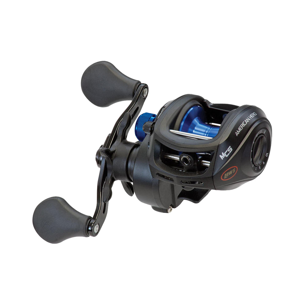 Bryant Outdoors - AH1H, American Heroes Speed Spool Baitcast Reel - Box - Fishing - Lews Fishing - outdoors - fishing - hunting - camping - survival