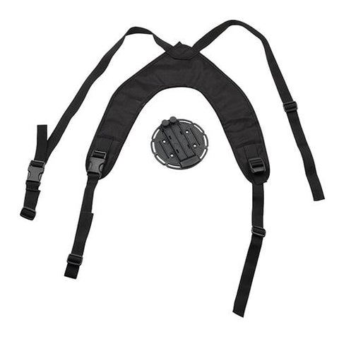 Versa-harness, Black