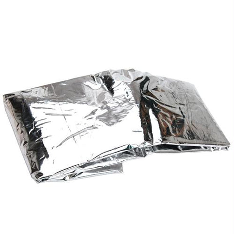 Survival Reflect Poncho, Silver