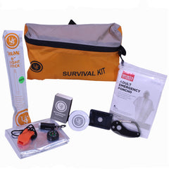 FeatherLite Survival Kit Orange - 3.0