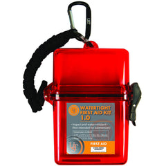 Watertight First Aid Kit - 1.0, Red