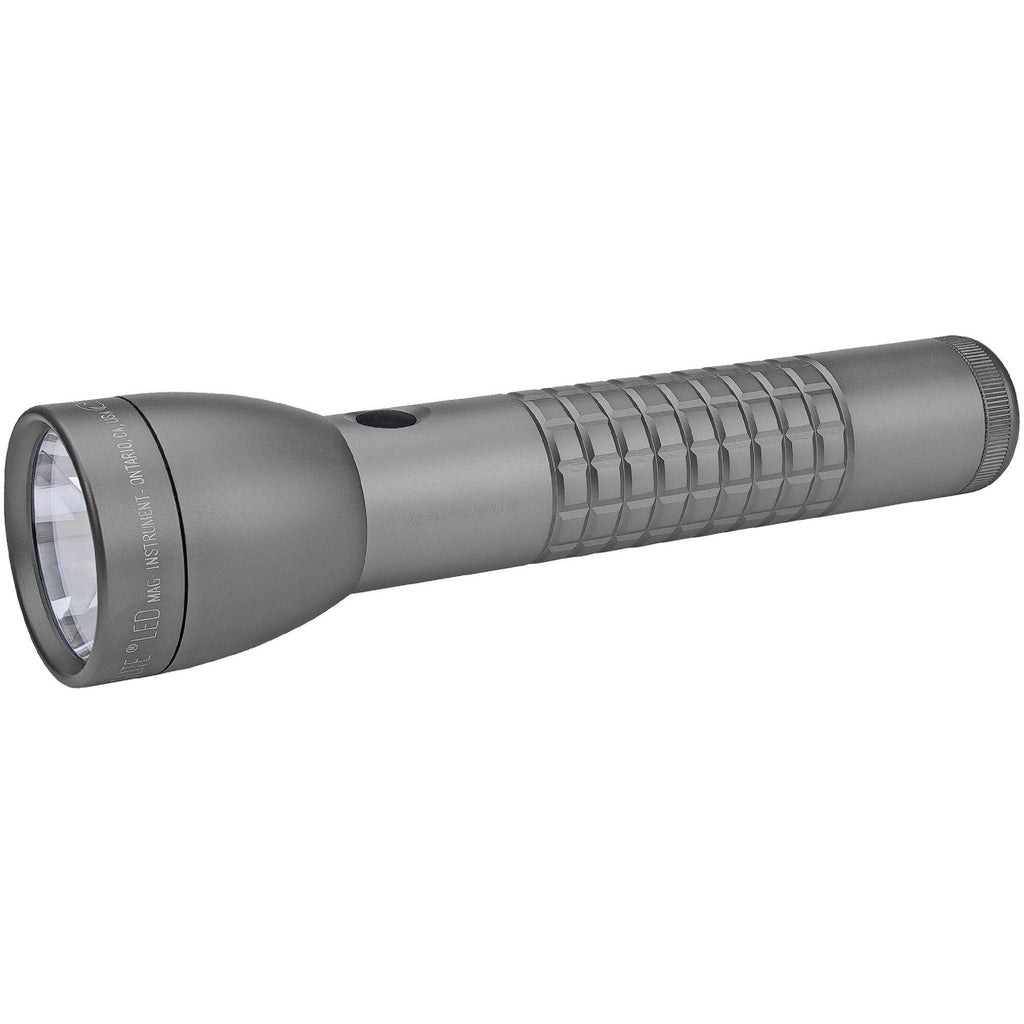 2 Cell - D LED, Display Box, Urban Gray, D, Handheld, LED, Standard Flashlights & Accessories, Flashlights & Lighting, 89.03, Maglite
