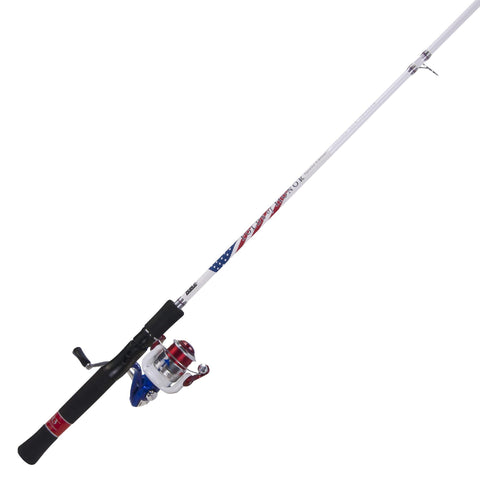 Folds Of Honor Spinning Combo 6' 2 Piece, Medium