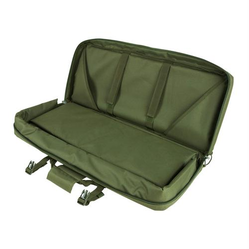 Bryant Outdoors - AR15 and AK Deluxe Carbine Pistol Case - Green - Firearm Accessories - NcStar - outdoors - fishing - hunting - camping - survival