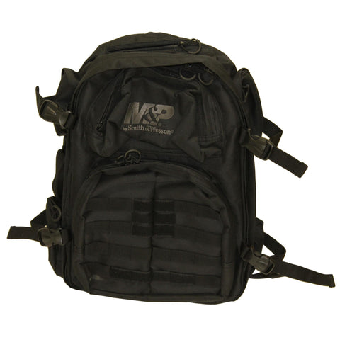 Pro Tac Backpack, Black, Black, Daypacks, Backpacks, 65.49, Smith & Wesson Accessories