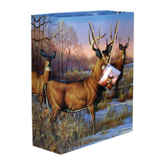 Gift Bag - Deer, X-Large, Gifts, Promotional Items, 4.46, Rivers Edge Products