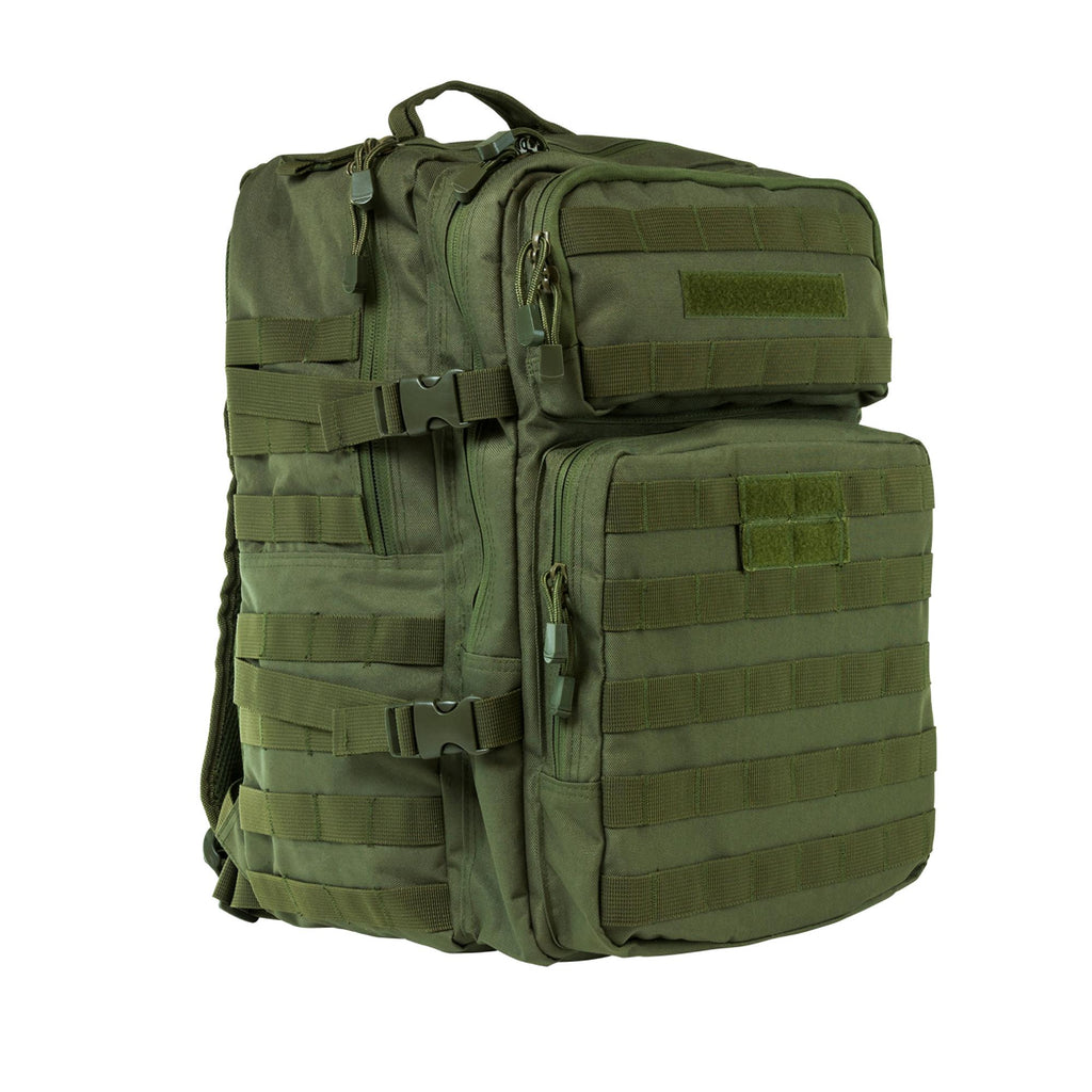 Bryant Outdoors - Assault Backpack - Green - Cases & Bags Specialty - NcStar - outdoors - fishing - hunting - camping - survival