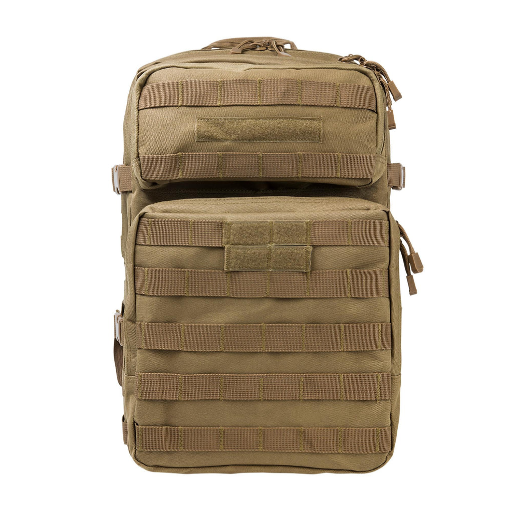 Bryant Outdoors - Assault Backpack - Tan - Cases & Bags Specialty - NcStar - outdoors - fishing - hunting - camping - survival