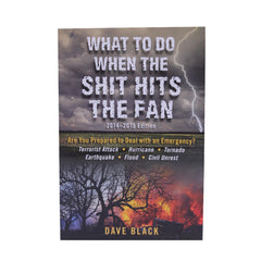 Books - What To Do When The Shit Hits The Fan, Hunting, Survival, Books, 14.45, Proforce Equipment