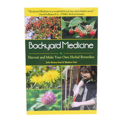Books - Backyard Medicine, Hunting, Survival, Books, 16.45, Proforce Equipment