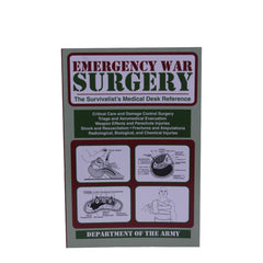 Books - Emergency War Surgery, Hunting, Military, Books, 18.45, Proforce Equipment
