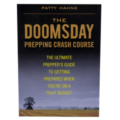 Books - Doomsday Prepping Crash Course, Hunting, Survival, Books, 16.45, Proforce Equipment