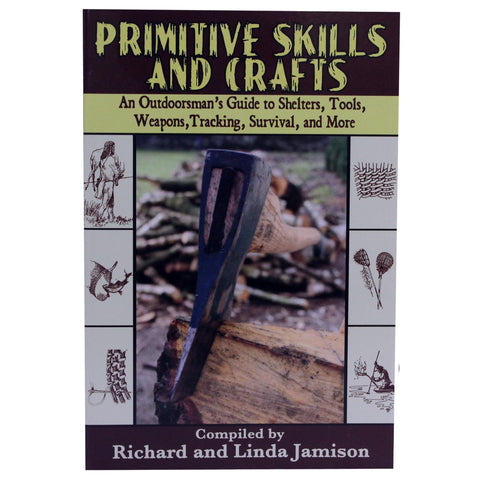 Books - Primitive Skills And Crafts, Hunting, Survival, Books, 14.45, Proforce Equipment