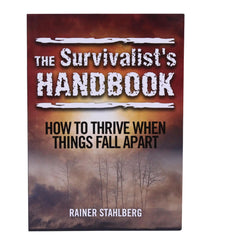 Books - The Survivalist's Handbook, Hunting, Survival, Books, 16.45, Proforce Equipment