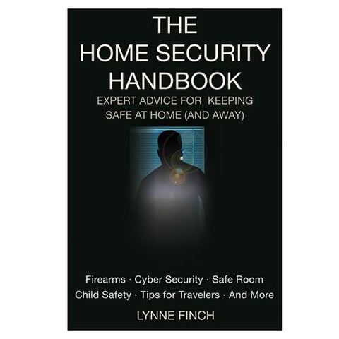 Books - Home Security Handbook, Hunting, Security, Books, 16.45, Proforce Equipment