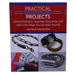Books - Practical Paracord Projects, Hunting, Survival, Books, 16.45, Proforce Equipment