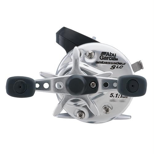 "Bryant Outdoors - Ambassadeur s Line Counter Baitcast Round Reel - 5500, 5.3:1 Gear Ratio, 3 Bearing, 25 1-2"" Retrieve Rate, Left Hand, Boxed - Fishing - Abu Garcia - outdoors - fishing - hunting - camping - survival"