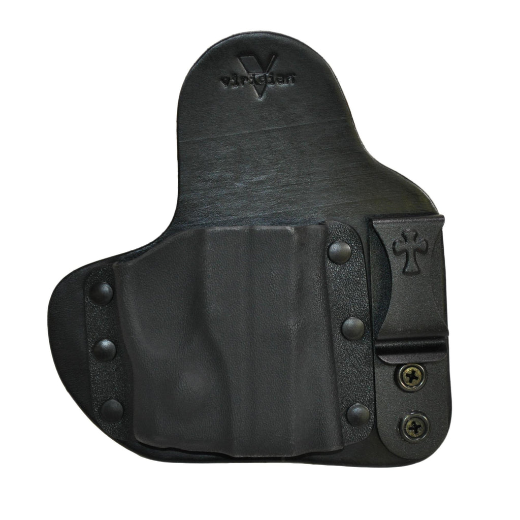 Bryant Outdoors - AppendixCarry IWB Holster - Ruger LC9-380 with Reactor, Right Hand, Black - Holsters & Accessories - Viridian Weapon Technologies - outdoors - fishing - hunting - camping - survival