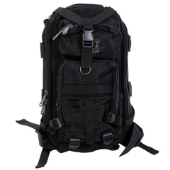 Compact Back Pack - Black
