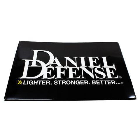 Metal Sign, Gifts, Promotional Items, 31.50, Daniel Defense
