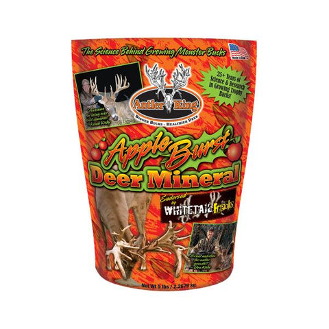 Attractants, Blocks, Minerals, and Supplements - Apple Burst Mineral