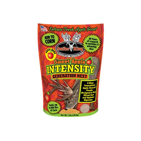 Attractants, Blocks, Minerals, and Supplements - Sweet Apple Intensity