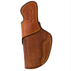 Leather Holster - 1911-22-1911-380, Inside Waistband, Tan