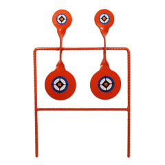 .22 Rebar Double Spinner, Shooting Galleries, Steel Targets, Targets & Throwers, 26.49, Do-All Traps