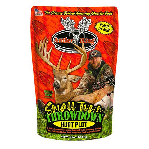 Food Plot Seed - Small Town Throw Down