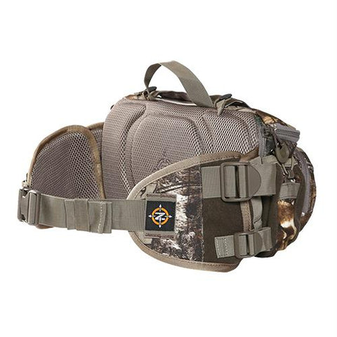 TX 7.2 Waist Backpack, Realtree Xtra