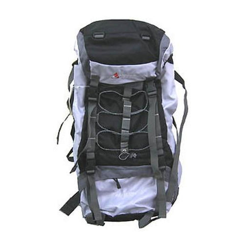 Rainier 75 Black, Internal Frame Backpacks, Backpacks, 81.78, Chinook